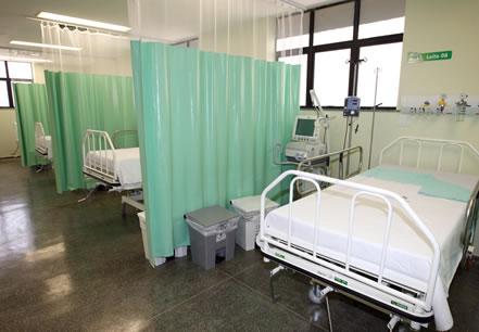 Desinsetização em UTIs e CTIs dos Hospitais